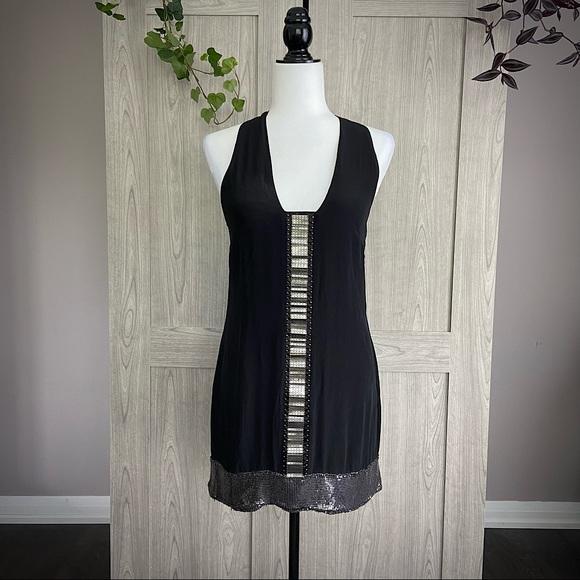 BEBE - Sexy Y2k Backless Mini Dress